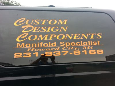 Custom Design Components